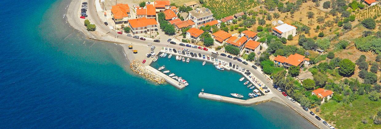 Agia Chania Marina