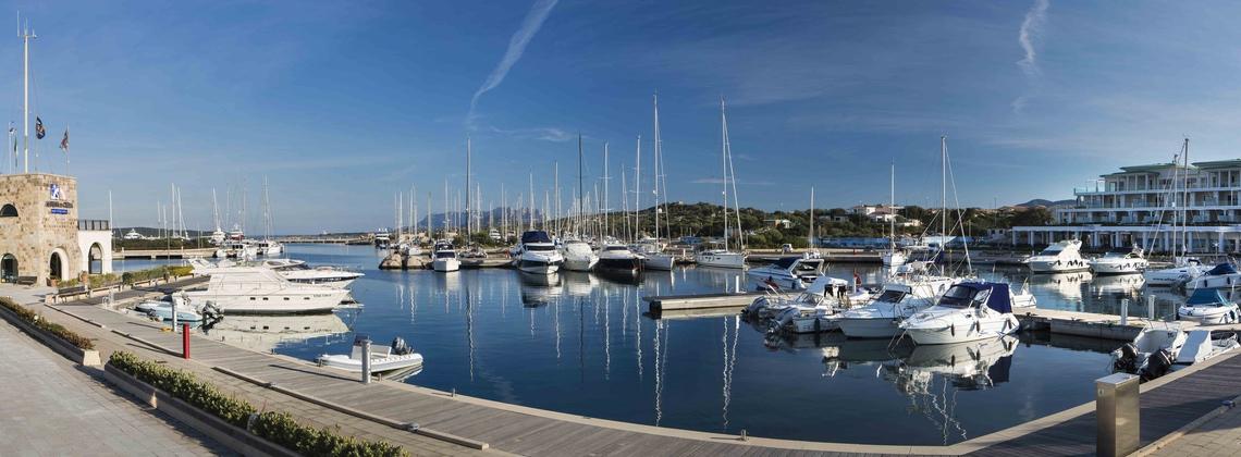 Marina di Olbia Yachting Services