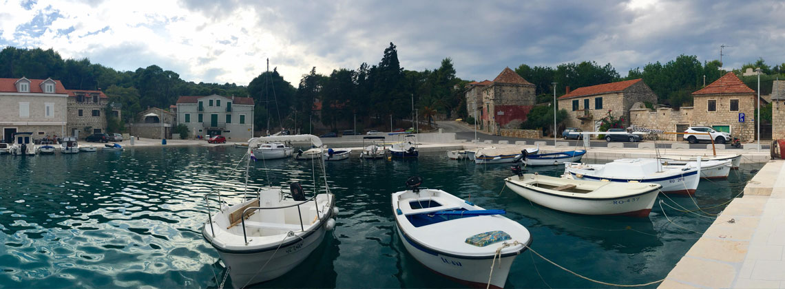 Rogac Port, Šolta Island