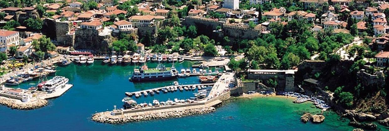 Antalya Kaleiçi Yacht Port