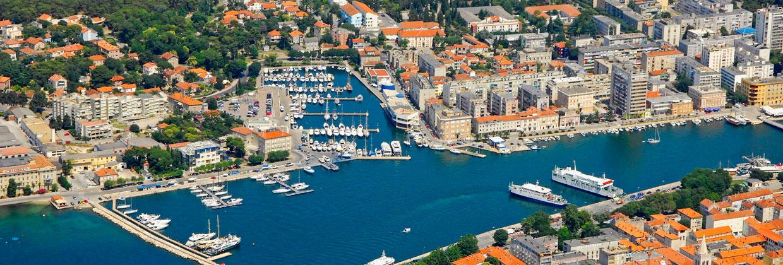 Marina Tankerkomerc, Zadar