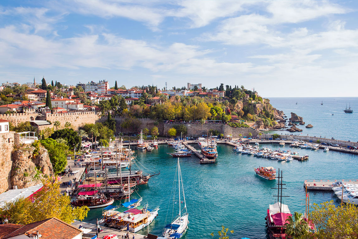 For history and story lovers: Antalya