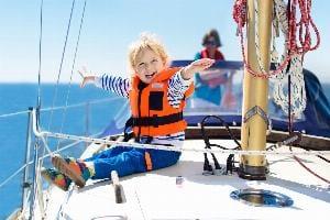 Путешествие под парусом с юным экипажем