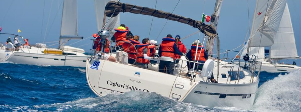 Cagliari Sailing Charter, North & South Sardinia