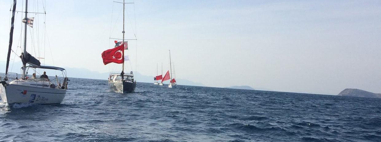Dragut Sailing