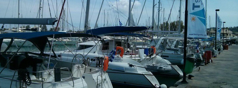 Tsirigotis Yacht Charter